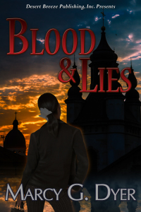 Blood & Lies Cover Art
